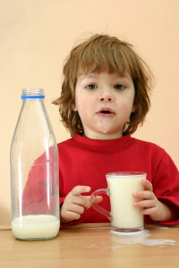 kids should drink milk